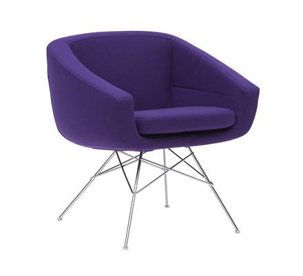 Aiko Sessel in unterschiedlichen Farben erhältlich