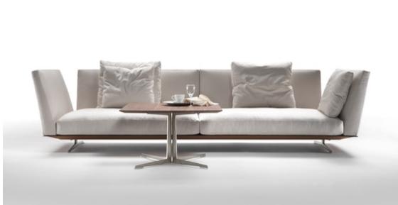 Couch von Flexform, Bild Flexform