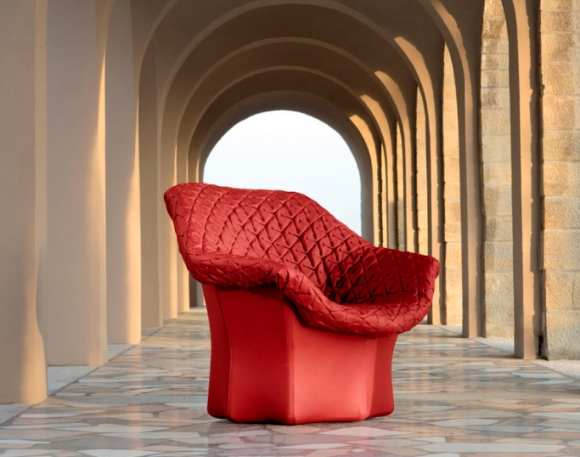 juliet design ledersessel von poltrona frau design m bel. Black Bedroom Furniture Sets. Home Design Ideas