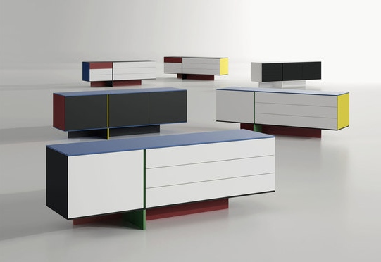 Stjil Sideboard, Bild ARLEX