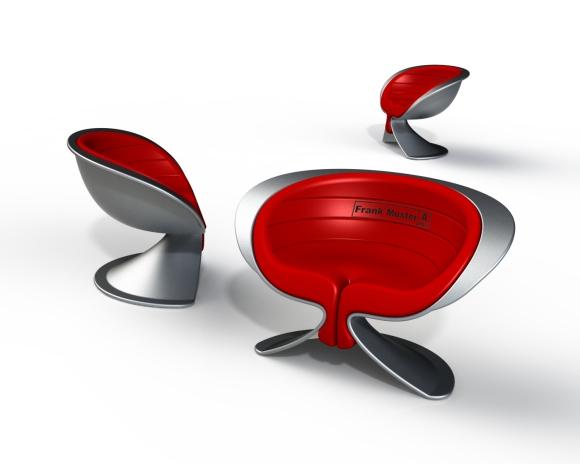 Designsessel von WiGL Design, Bild WiGL Design