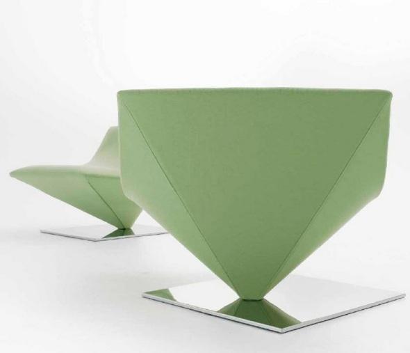 Lofty Designsessel, Bild MDF Italia