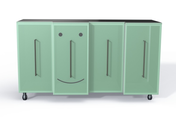 Face Sideboard front