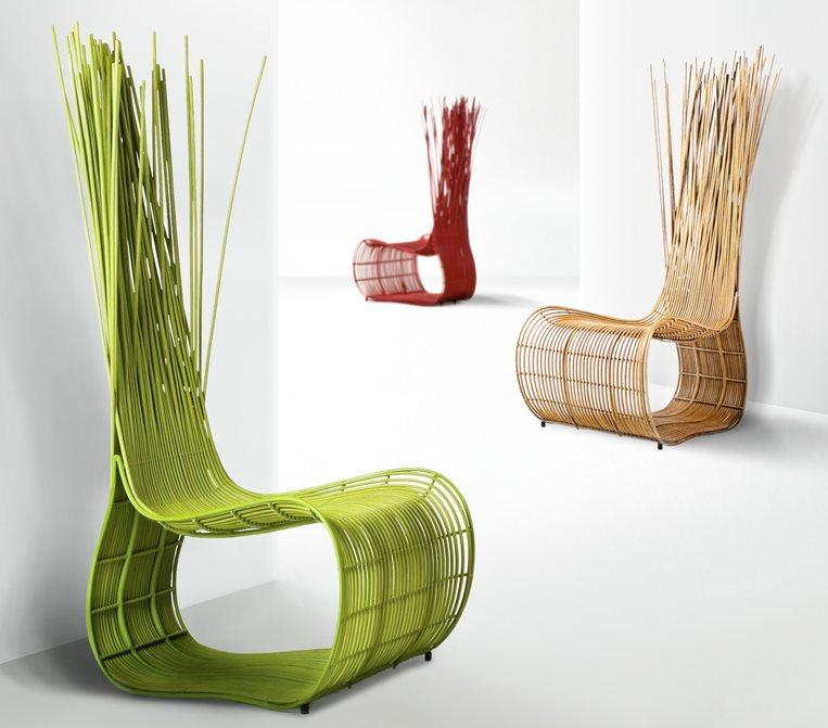 Sofa YODA von Kenneth Cobonpue - Design Möbel