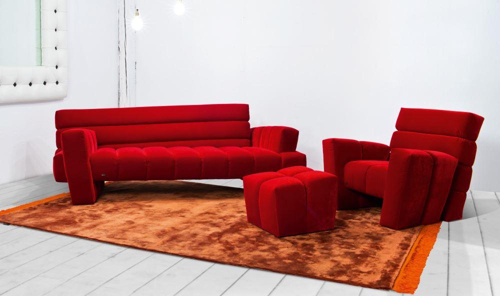 Sofa Confucius von Alexander Nettesheim für Bretz, Bild Bretz