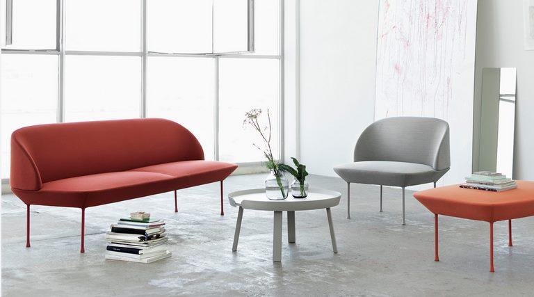 Sofa Muuto Oslo, Bild Muuto