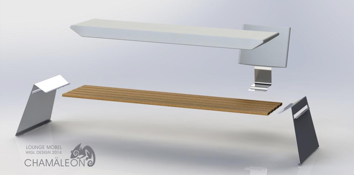 outdoor m belsystem chamaeleon design m bel. Black Bedroom Furniture Sets. Home Design Ideas
