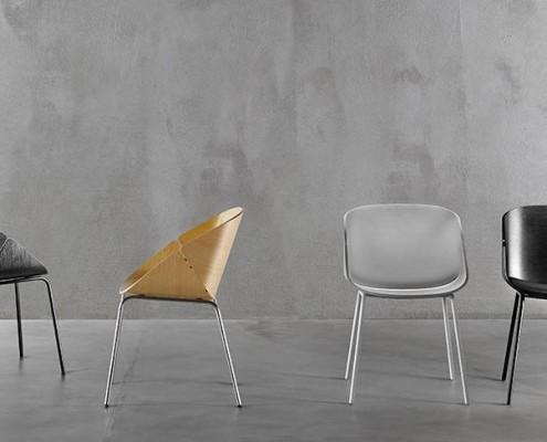 Ein besonders schöner Sessel für den Esstisch. Ich würde jedoch unbedingt auch die Polsterauflagen dazu nehmen. Ist einfach bequemer!
