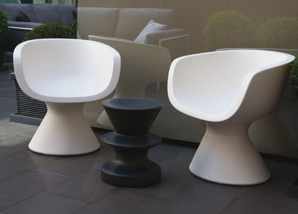 Design Sessel Dora von Zanatto