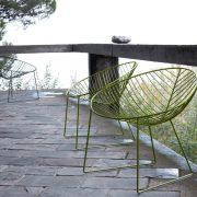 Leaf Gartenstühle