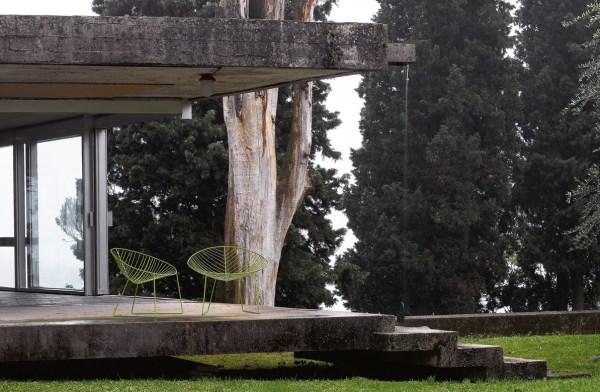 Leaf Loungesessel