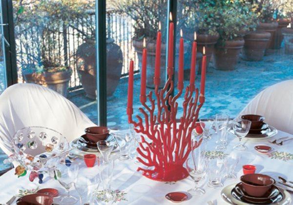 Tenochtitlan ist ein Kerzenhalter von Driade