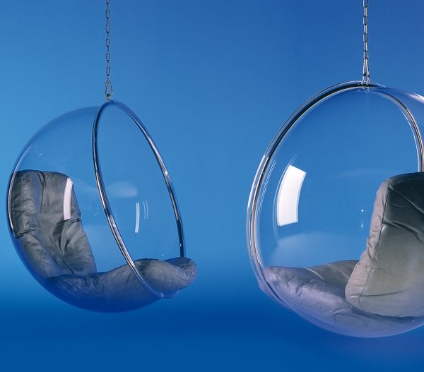 Bubble Chair von Eero Aarnio