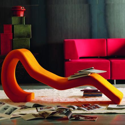 Ercolina Designliege