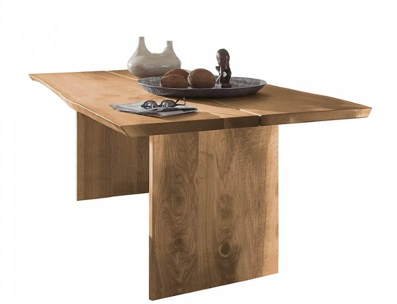 Esstisch massivholz design m bel - Esszimmertisch baumstamm ...