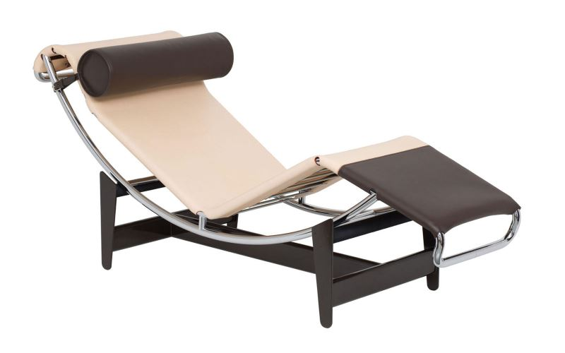 lc4 le corbusier liege fuer cassina design m bel. Black Bedroom Furniture Sets. Home Design Ideas