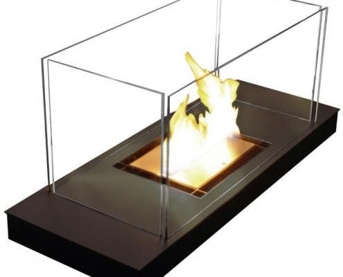 UNI FLAME von Radius der Kamin für Bio-Ethanol