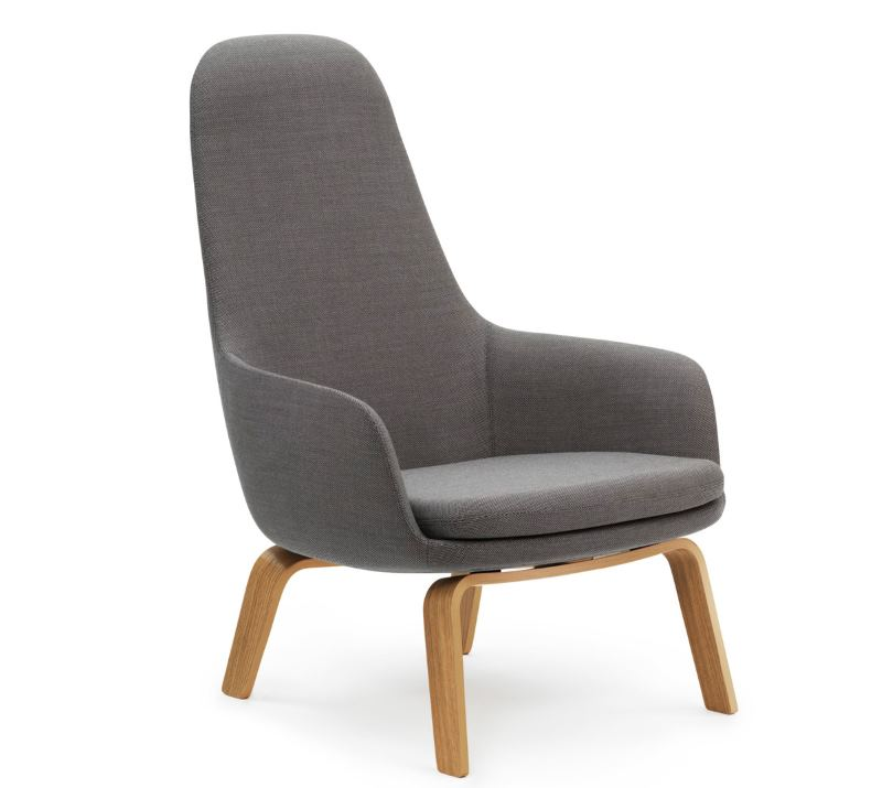 era lounge chair von normann copenhagen design m bel. Black Bedroom Furniture Sets. Home Design Ideas