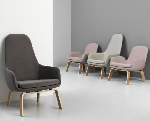 Era Lounge Chair von Normann Copenhagen