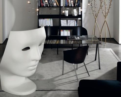Nemo Designer Sessel im Innenbereich