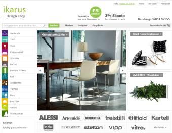 Ikarus Designmöbel Shop