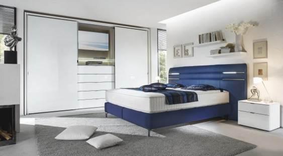 die sch nsten boxspringbetten design m bel. Black Bedroom Furniture Sets. Home Design Ideas