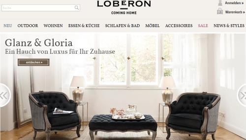 loberon online m bel design m bel. Black Bedroom Furniture Sets. Home Design Ideas