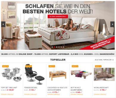 xxxlutz einrichtungshaus design m bel. Black Bedroom Furniture Sets. Home Design Ideas