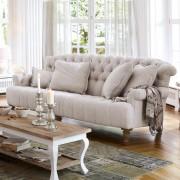 Chesterfield-Stil Sofa