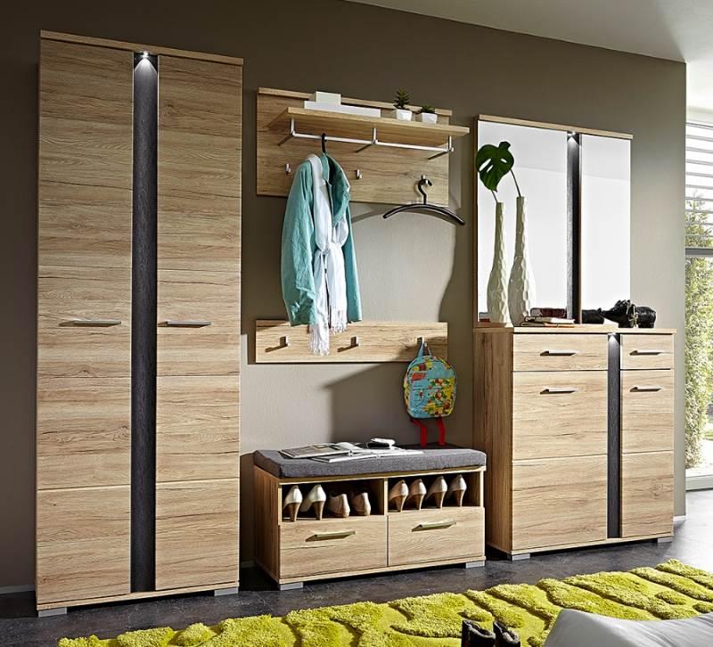 garderobe zum kleinen preis design m bel. Black Bedroom Furniture Sets. Home Design Ideas