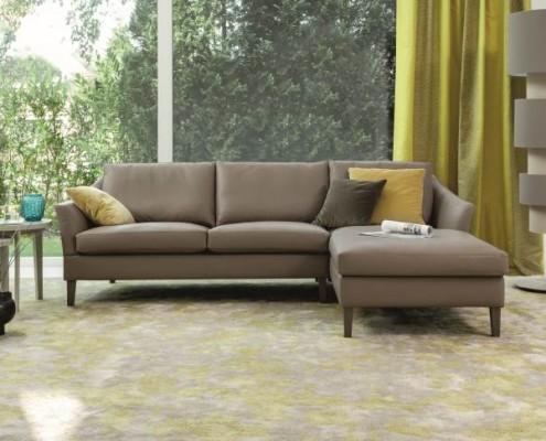 Sofa SALONI mit Longchair