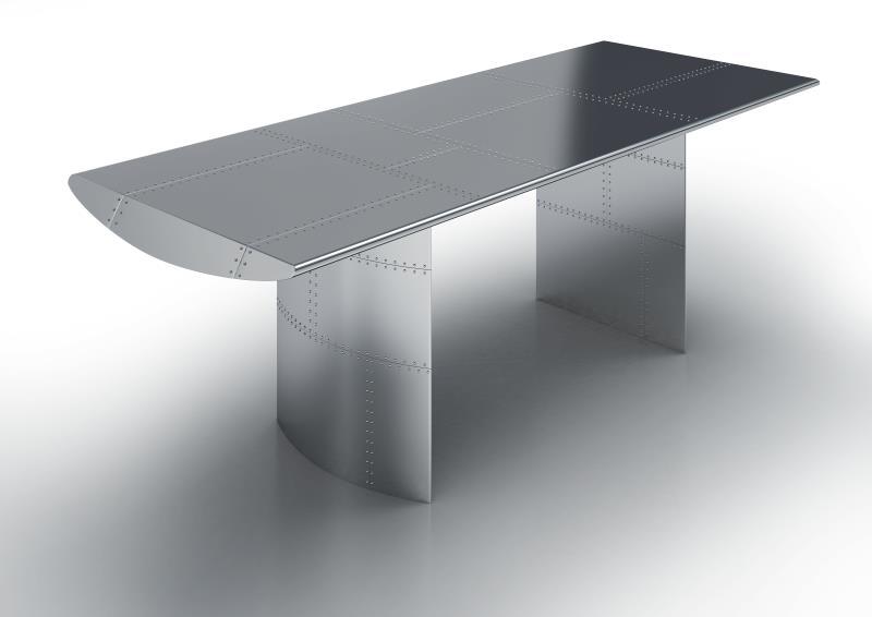 Sideboard und Tisch, die IMM Cologne wirft ihre Schatten voraus