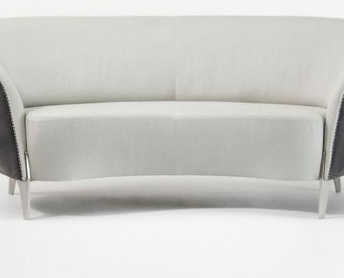 COSY ein wunderschönes Sofa mit hochwertiger Boxspring-Polsterung
