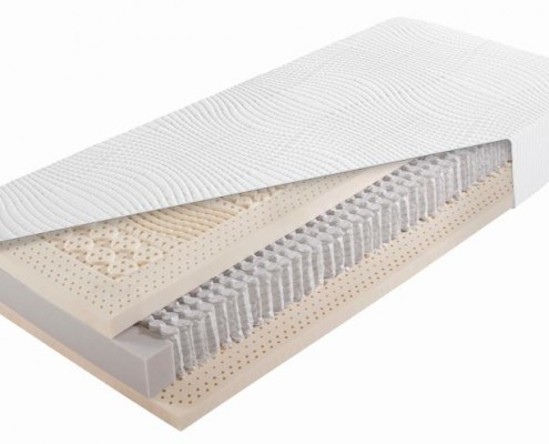 Matratze organicDream von ADA mit ca. 1.000 Federn