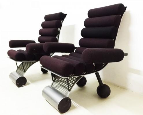 Designer Sessel Prototyp aus den 1970er Jahren