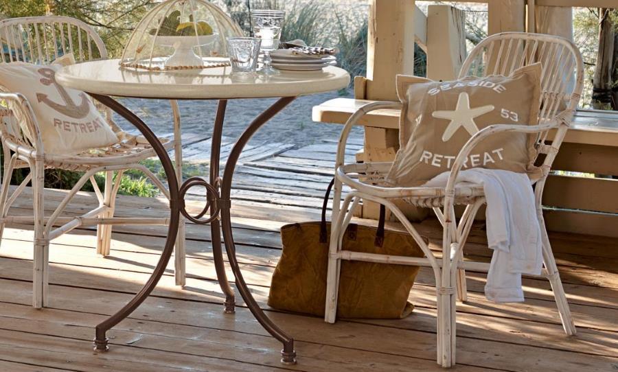 gartenm bel im landhausstil design m bel. Black Bedroom Furniture Sets. Home Design Ideas