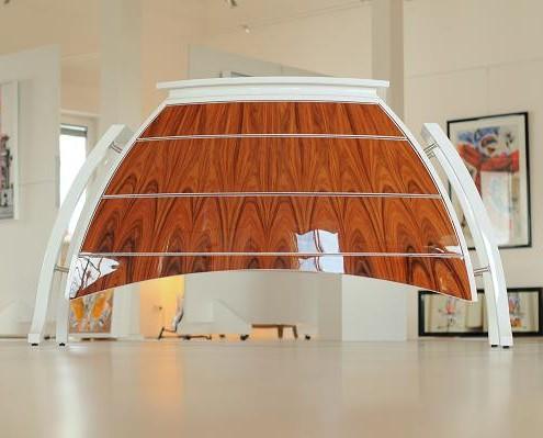 Sideboard mit Auto-Feeling von Lars Brösel