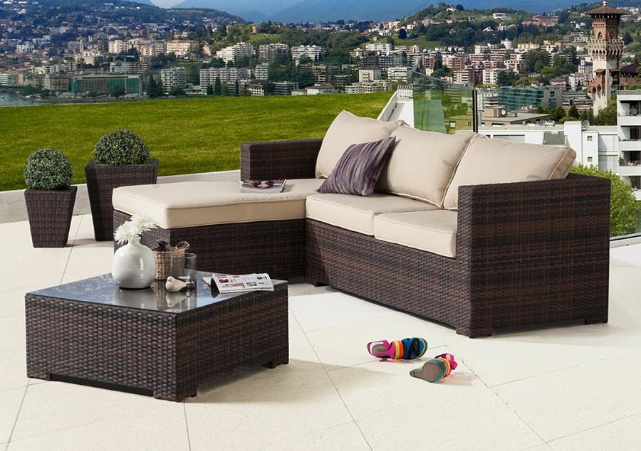 Gartemöbel Set und Sitzgarnituren von ganz günstig bis sehr exklusiv - Design Möbel