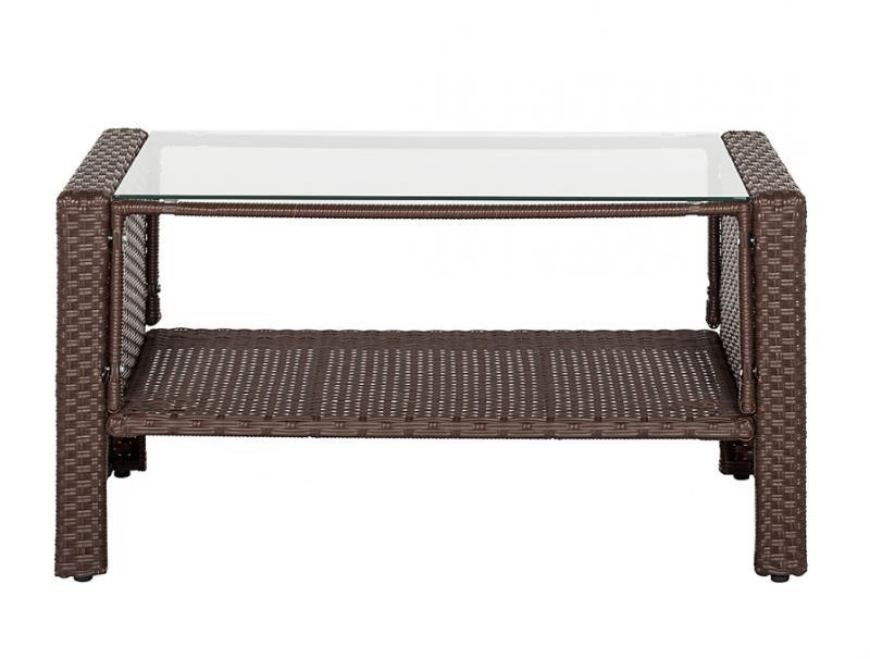gartenbank aus polyrattan 101649 eine. Black Bedroom Furniture Sets. Home Design Ideas