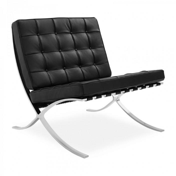Barcelona Style Sessel von Mies Van Der Rohe