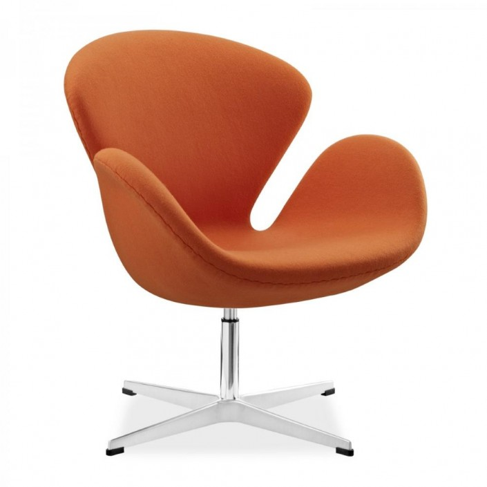 Swan Chair von Arne Jacobsen - Kaschmirwolle