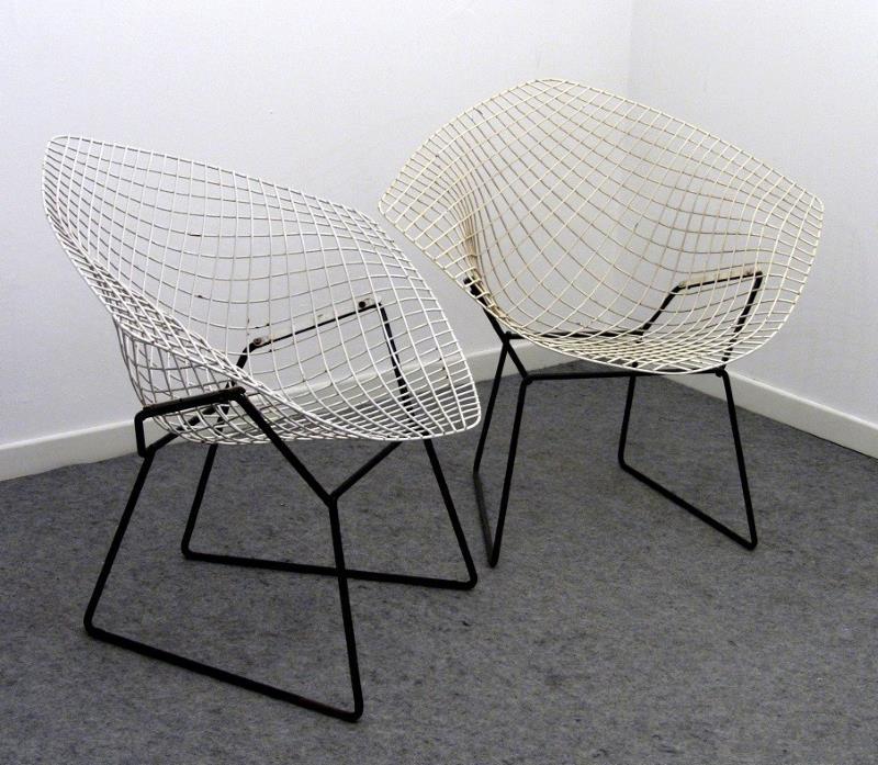 Wertsteigerung f r m bel aus den 1950ern design m bel for Design stuhl gitter