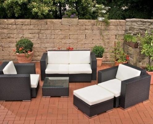 polyrattan m bel g nstig polyrattan gartenm bel. Black Bedroom Furniture Sets. Home Design Ideas