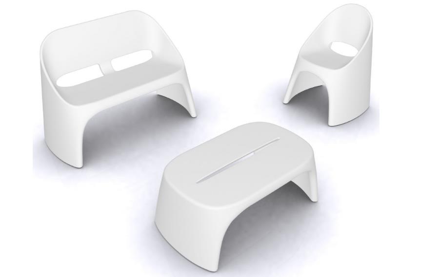 Gartenmobel Freischwinger Edelstahl : Gartenmöbel im Preis stark reduziert  Design Möbel
