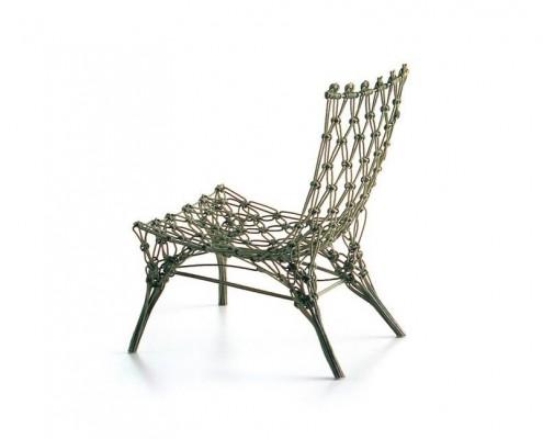 Konten Sessel von Wanders als Miniaturmöbel zum sammeln