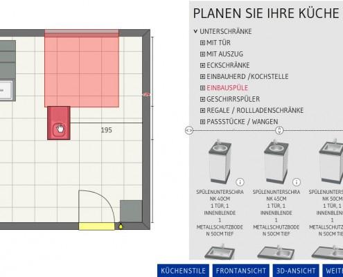 Gratis Software Küchenplaner, leicht und umfangreich