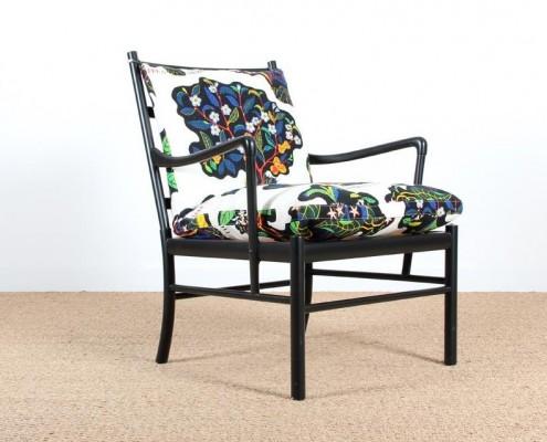 PJ 149 Colonial Sessel von Ole Wanscher für Poul Jeppesen