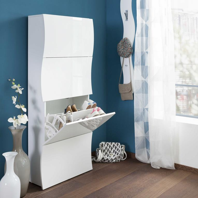 schuhschrank zum superpreis design m bel. Black Bedroom Furniture Sets. Home Design Ideas