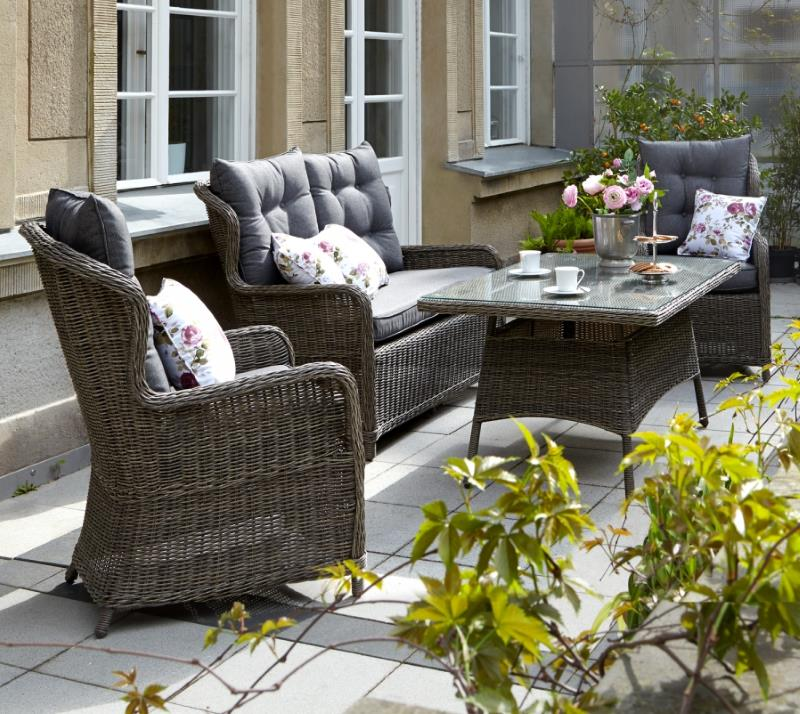 Mittsommer sale im m belhaus design m bel for Gartensitzgruppe gunstig