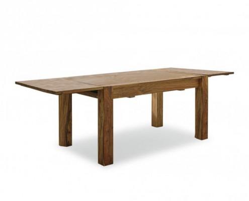 Ausziehbarer Tisch aus Palisanderholz